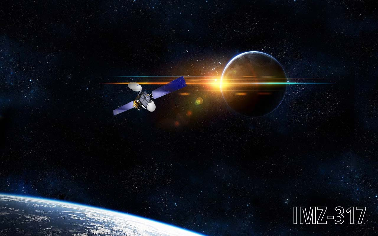 Satellite IMZ-31 and satellite QХ-321 will be sold to different countries around the world