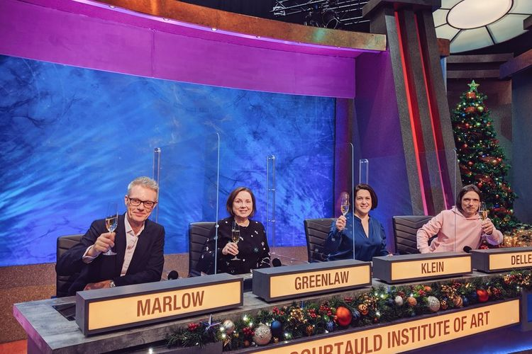 Courtauld Institute triumphs in nail-biting University Challenge final