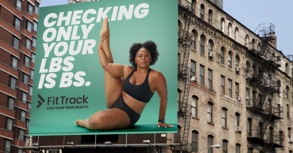 FitTrack Promotes Body Positivity With Health Benefits