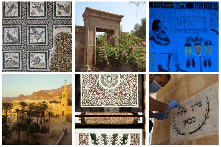 From mummies to mosques—new Google Arts & Culture initiative brings Egypt's archaeological treasures to the masses