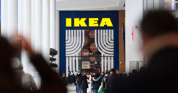 Ikea's New U.S. App Bridges At-Home and In-Store Shopping