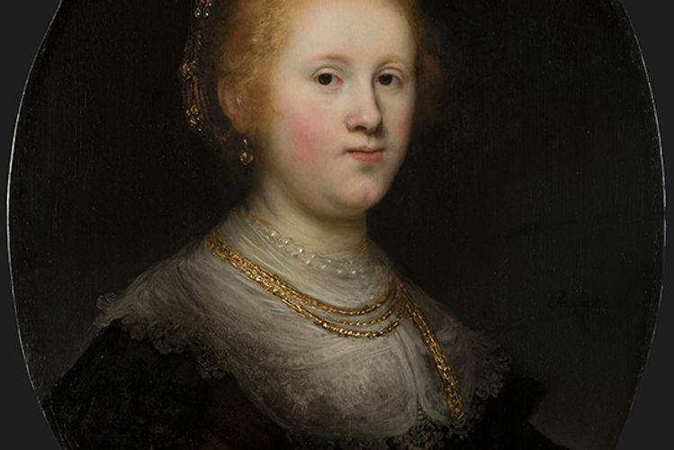 Its attribution restored, a Rembrandt portrait goes on view in Pennsylvania