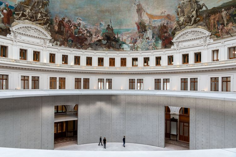Opening of Pinault's Bourse de Commerce postponed as French museums told to remain closed
