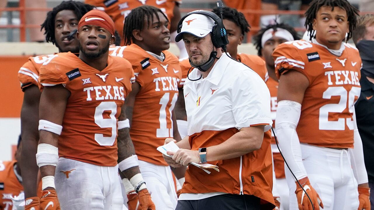 Texas Longhorns football coach Tom Herman fired weeks after athletic director's reassurance