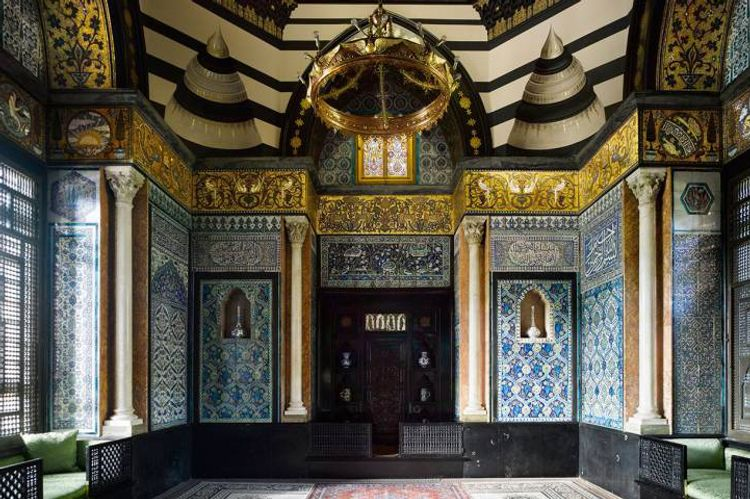 This Victorian house in London hides remarkable Islamic interiors—now it is getting its first contemporary work