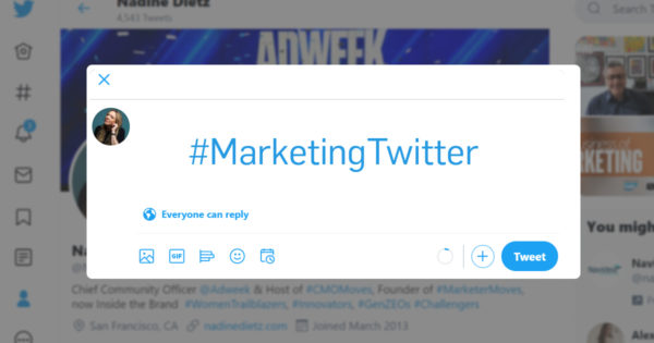 10 Trends #MarketingTwitter Thinks are the Most Exciting for 2021 and Beyond