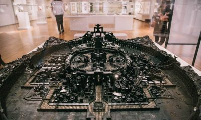 Aga Khan Museum acquires massive Lego sculpture of an ancient African metropolis