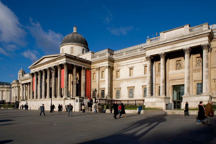'Building on our strengths': National Gallery London unveils plans for £25m upgrade