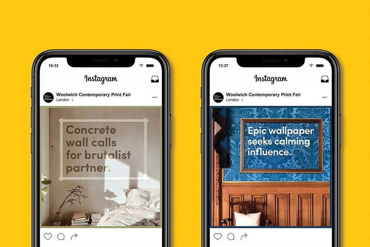 Got space, need art: how Instagram helps art advisers during the pandemic