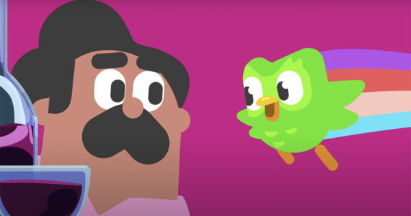 In Duolingo's First Global Campaign, the App Focuses on Fun