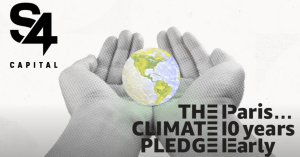 S4 Capital Joins The Climate Pledge