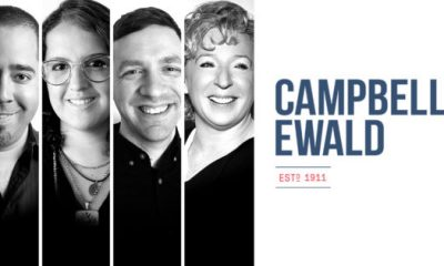 Campbell Ewald Expands Executive Creative Leadership Team