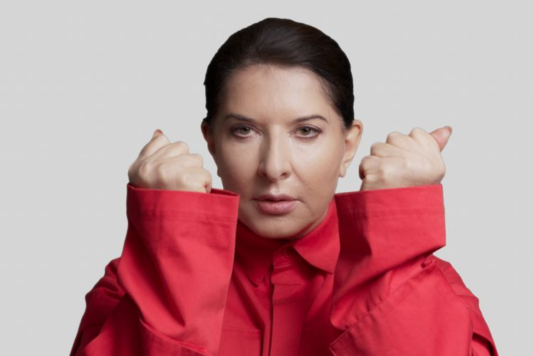 Marina will release 'digital manifestation' of The Abramovic Method on WeTransfer with aim of reaching 70 million people