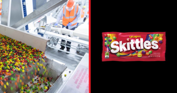 Mars Wrigley Is Giving Skittles a Biodegradable Makeover