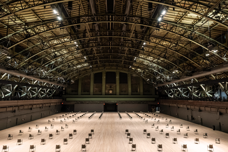 Park Avenue Armory postpones socially distanced programme after performers test positive for Covid-19