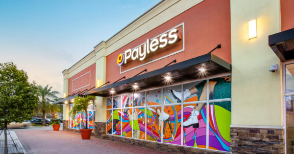 Payless Lifts the Curtain on its U.S. Comeback