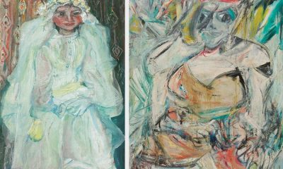 Seeing Chaïm Soutine through the eyes of Willem de Kooning