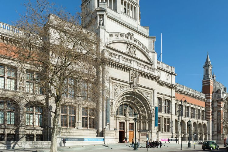 V&A to say goodbye to departments by material—woodwork, metalwork etc—and 20% of its curators