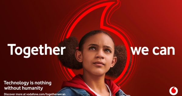 Vodafone Is Focusing on the Power of Partnership Between People and Technology
