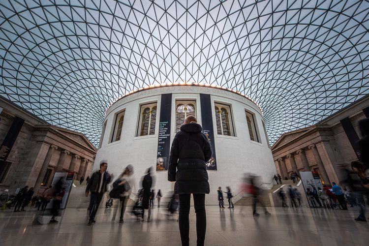 Wanted: £48k curator to shake up British Museum's permanent displays and 'give greater prominence to Africa'