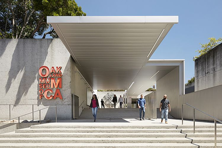 After avoiding layoffs, Oakland Museum of California now plans job cuts of 15%