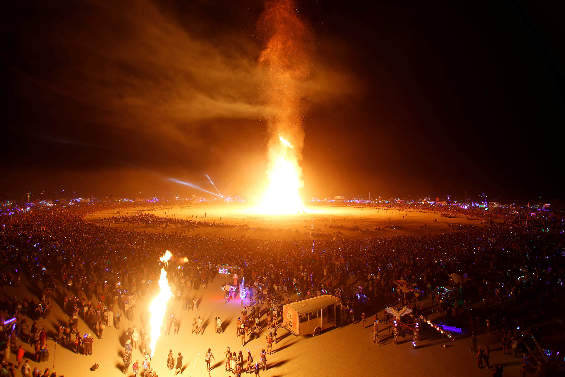 Burning Man canceled for second year in a row over coronavirus concerns