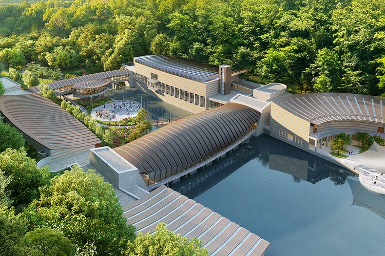 Crystal Bridges plans an expansion that will boost its size by 50%