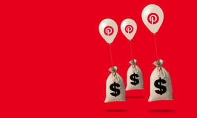 Pinterest Posts Strong Q1 Revenue