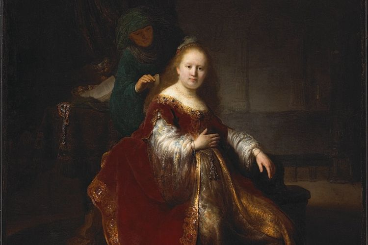 Rembrandt's work joins with art by Black and Indigenous artists at the National Gallery of Canada this spring