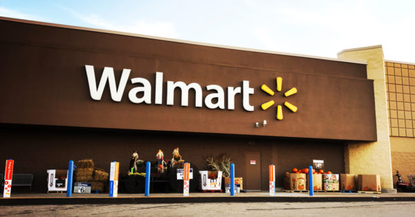 Walmart to Fill McDonald's Spaces With Services, Eateries