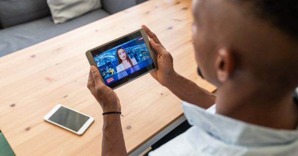 Young Americans Turn to Local TV News More Than Social Media