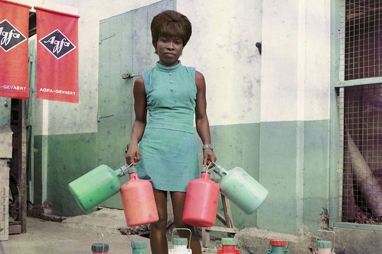 'No duds': James Barnor's photographs capture the rapidly changing societies of Ghana and the UK
