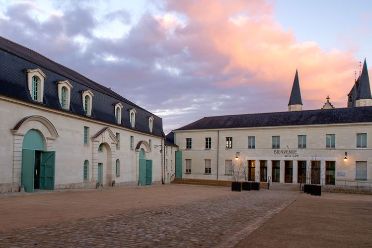 As French museums reopen, Loire region unveils Modern art collection in a Medieval abbey