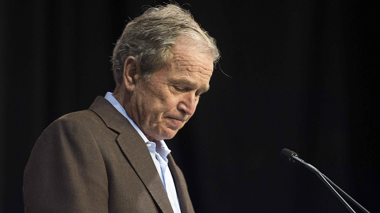Bush: Border crisis reflects 'broken' immigration system that Congress has 'failed' to fix