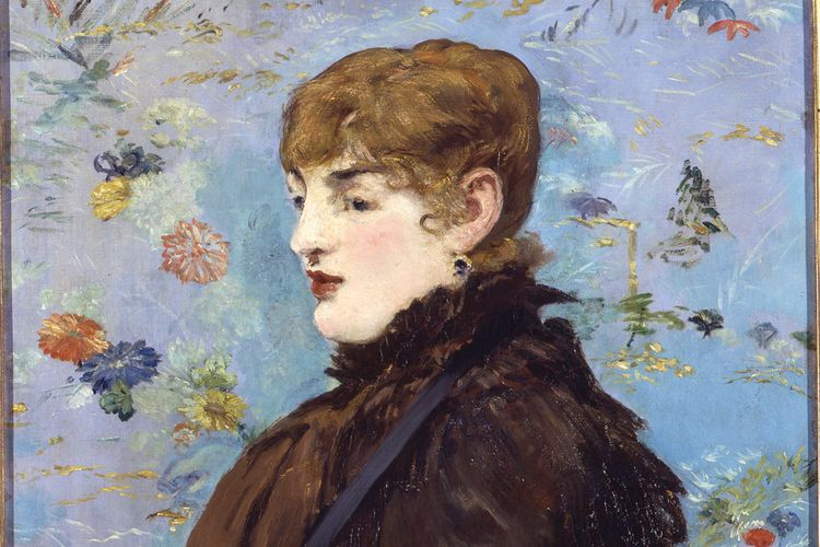 Édouard Manet and modern beauty: prettier, more frivolous and gallant