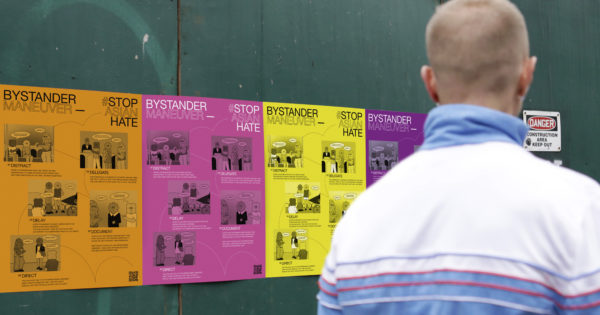 Forsman & Bodenfors NY Helps Bystanders Stop Asian Hate