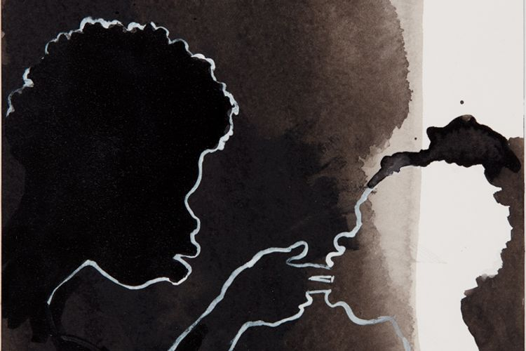 In Pictures | Kara Walker's private archive of works on paper published in new book