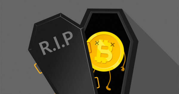 Is Crypto Dead? Last Week Was Tough