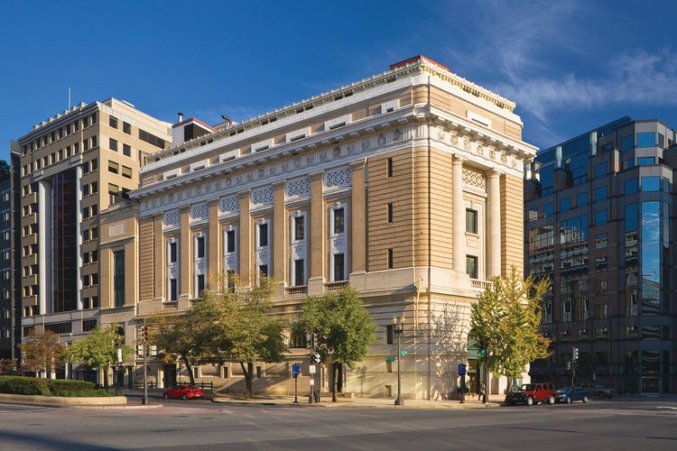 National Museum of Women in the Arts will close for two-year renovation