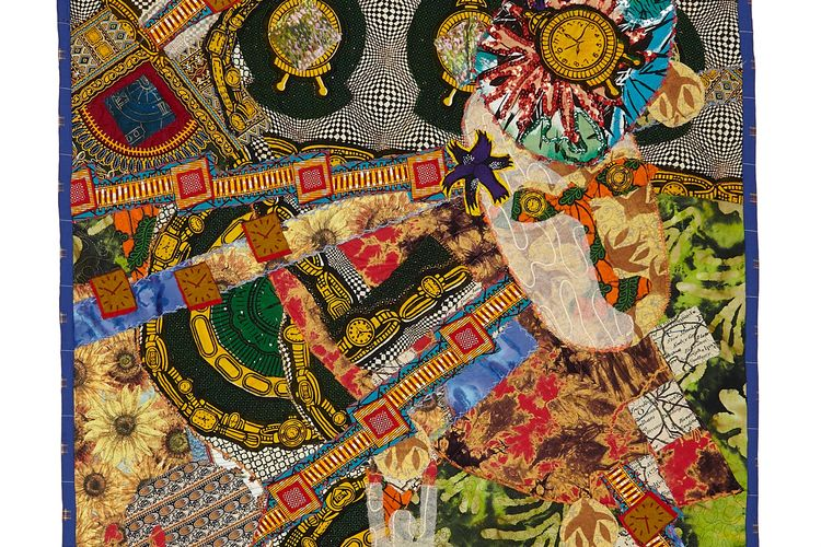 Unable to run in its usual format, 1-54 Contemporary African Art Fair moves into Christie's for bijou showcase