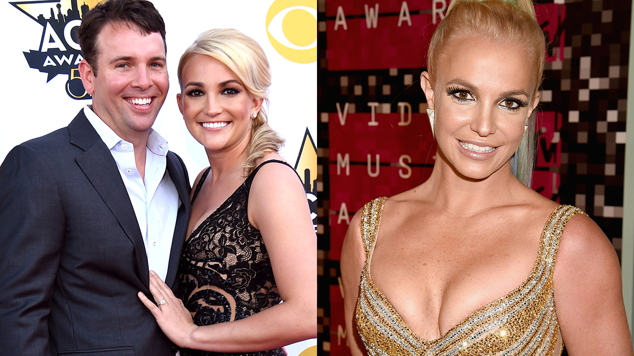 Britney Spears' brother-in-law Jamie Watson speaks out after shocking conservatorship hearing