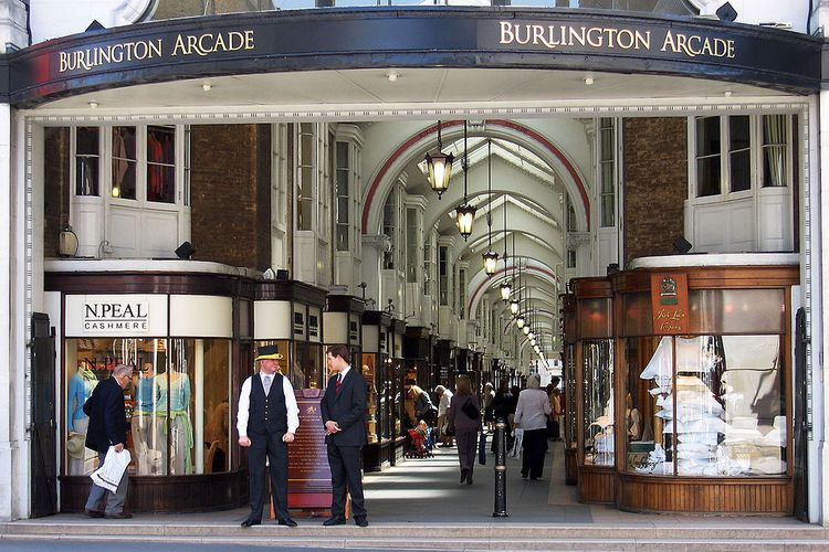 Galleries: London's oldest shopping mall needs you