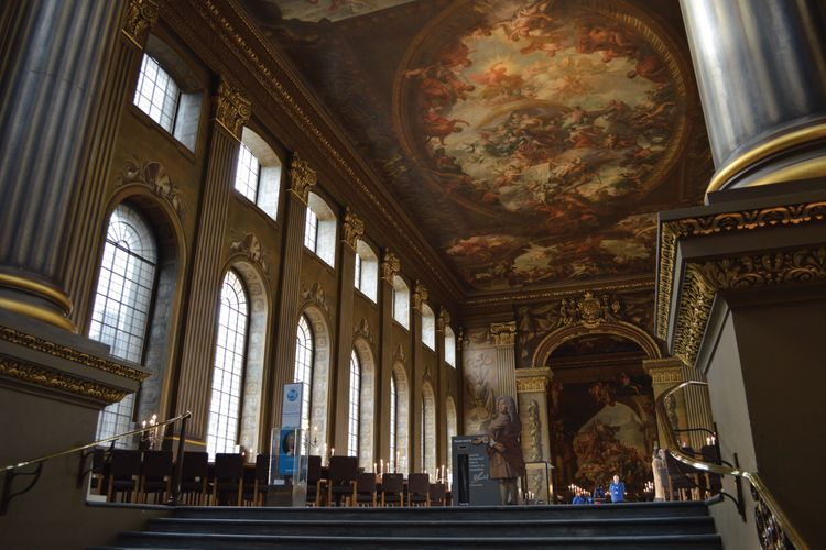 Grand mural projects: a vital chapter in British art history