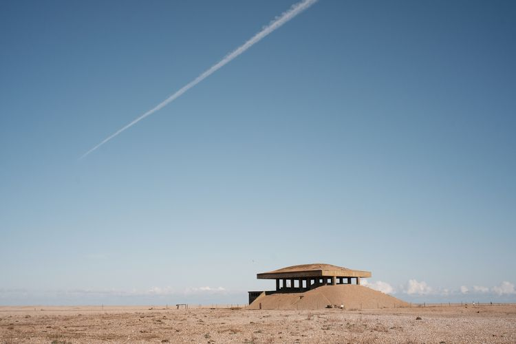 'Island of secrets': exhibition fills former UK nuclear research site on Suffolk coast with art