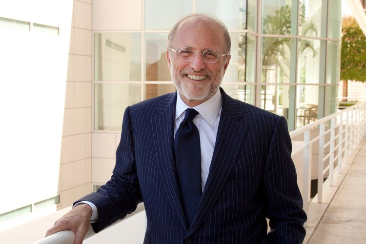 James Cuno will retire as mastermind of the Getty Trust's art endeavours