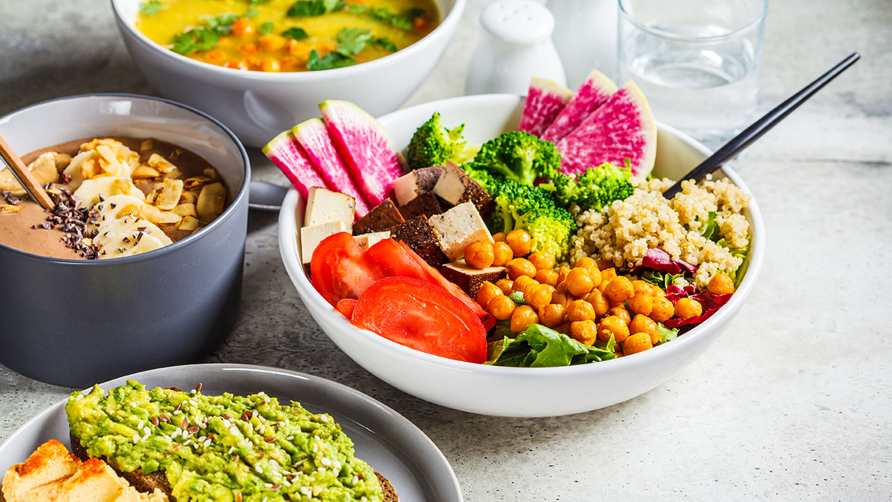 Plant-based diet may lower risk of severe COVID-19, study claims
