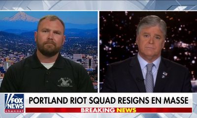 Portland police commander on 'Hannity': Riot squad resigning was a 'long time coming'