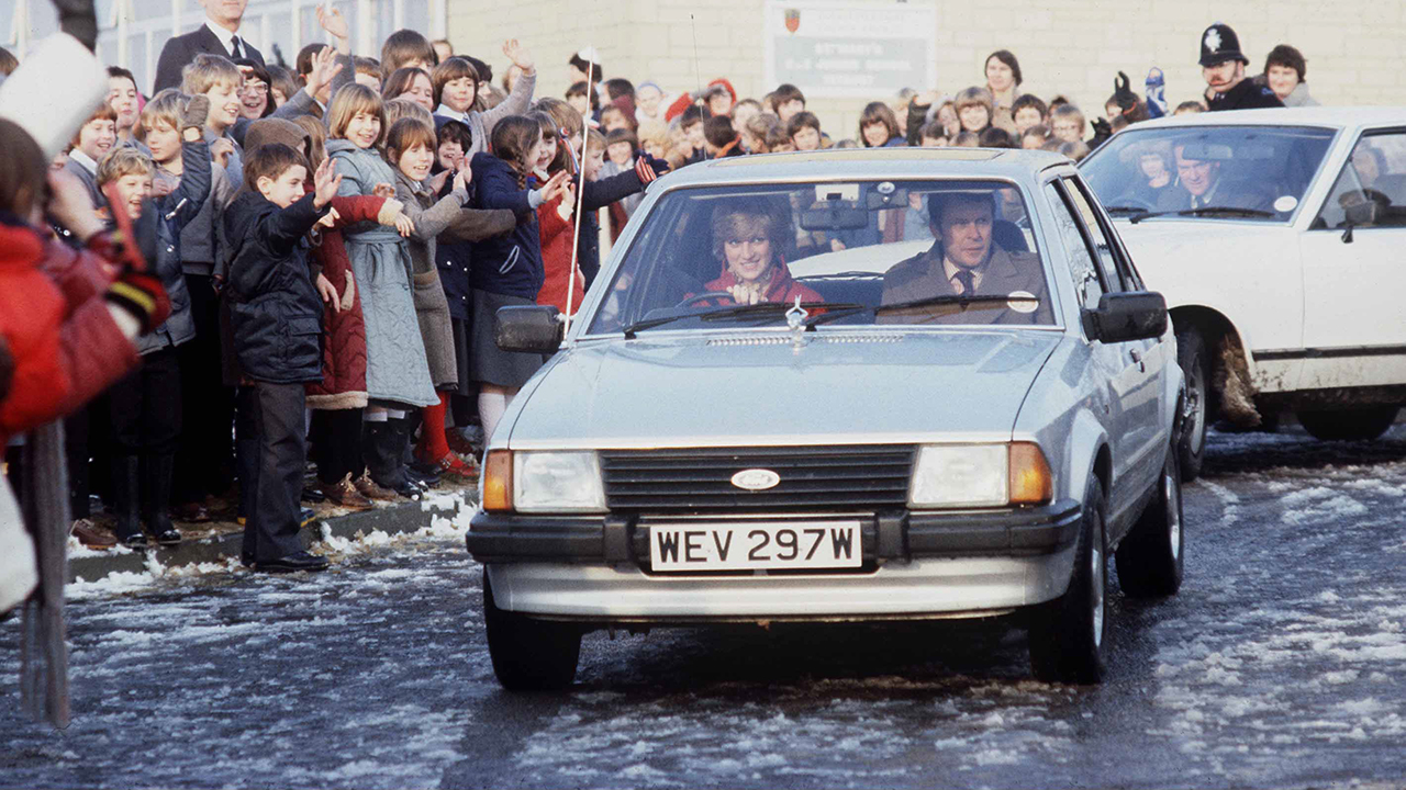 Princess Diana's Ford Escort emerges after 20 years, will be auctioned