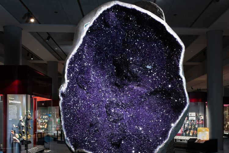 Shine bright: American Museum of Natural History unveils a years-long revamp of its prized gems and minerals hall