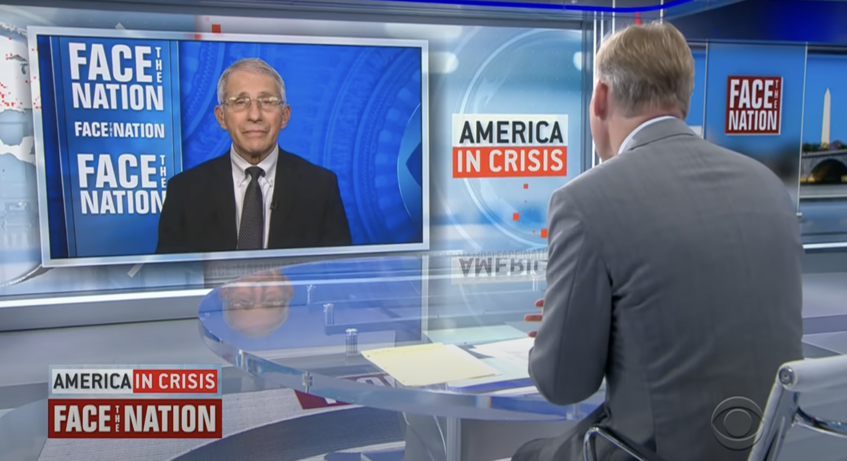 CBS' John Dickerson to Fauci: Do unvaccinated Americans 'feel insulted' by those urging them to get the shot?